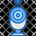 Smart Camera Cctv Camera Icon