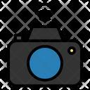 Camera Iot Internet Things Wifi Icon