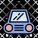 Car Internet Smart Icon