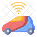 Automobile Car Smart Icon