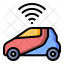 Automobile Car Smart Icon