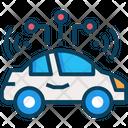 M Smart Car Smart Car Smart Vehicle Icon