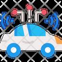 M Smart Car Icon