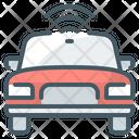 Autonomous Autonomous Car Autopilot Icon