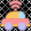 Car Transportation Traffic Icon
