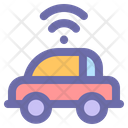 Smart Car Car Automobile Icon