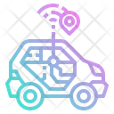 Smart Car Car Smart Icon