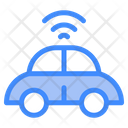Smart Car Smart Vehicle Car Icon