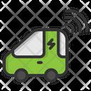 Smart Car Car Electric Car Icon