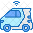 Smart Car Car Vehicle Icon