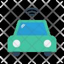 Smart Car Vehicle Icon