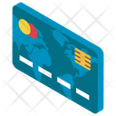Smart Card Atm Card Plastic Card Icon