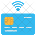 Credit Card Smartcard Payment Icon