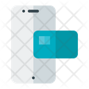 Smart Card Cashless Card Icon