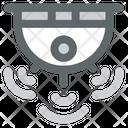 Cctv Smart Cctv Security Icon