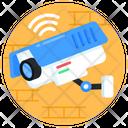 Smart Cctv Cctv Camera Iot Icon