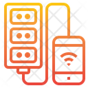 Smart Circuit Board Internet Of Things App Icon