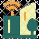 Smart City Smarthome Smart House Icon