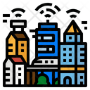City Smart Internet Icon
