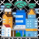 Smart City City Smart Icon