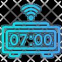 Smart Clock Clock Time Icon
