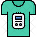 Smart Clothes Technology Icon