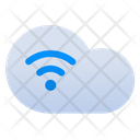 Smart Cloud Icon