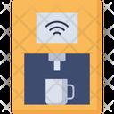 Smart Coffee Machine Coffee Machine Coffee Maker Icon