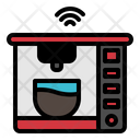 Smart Coffee Machine Coffee Machine Coffee Icon