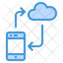 Smart Connect Cloud Connection Connection Icon