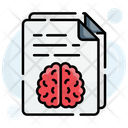 Contract Document Smart Icon