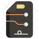 Smart Contract Smart Agreement Contract Icon