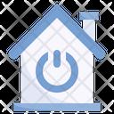 Smart Control Smart Home Domotics Icon