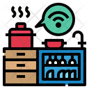 Smart Cooker Icon