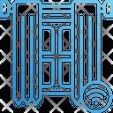 Smart Curtain Icon