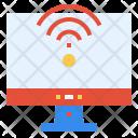 Computer Pc Online Icon