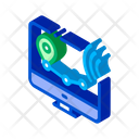 Appliance Business Car Icon