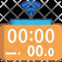 M Smart Clock Icon