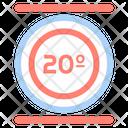 Smart Digital Clock Icon
