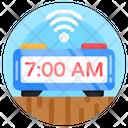 Smart Digital Timer Digital Timer Wireless Timer Icon