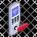 Smart Door Wifi Door Lock Smart Door Lock Icon