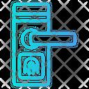Smart Door Icon