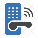 Handle Lock Wireless Icon