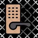 Smart Door Handle Icon