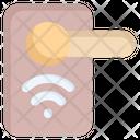 Door Lock House Icon