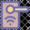 Smart Door Lock Door Lock Icon