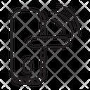 Smart Door Lock Wireless Door Lock Smart Lock Icon