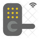 Smart Door Lock Smart Lock Lock Icon