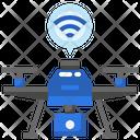 Smart Drone Icon