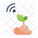Agriculture Plat Farm Icon
